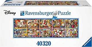 Ravensburger - Disney Mickey Through The Years 40320pc Jigsaw Puzzle