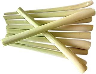 RAGARDEN Lemongrass Stalks (10 stalks in pack). 100% Pure & Eco Clean. Grown in Nevada, USA.