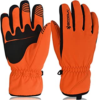 Aooaz Winter Ski Warm Gloves Motorcycle Gloves Outdoor Sports Goods
