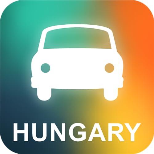 Hungría Navegación GPS