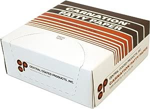 Carnation Patty Paper - Box of 1000 Sheets: Single Box, 5.5