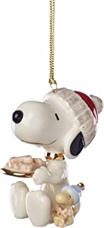 Lenox 884773 Snoopy Dog Treats Ornament