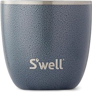S'well Unisex's Tumbler Stainless Water Bottle, Night Sky, 295ml