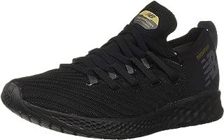 New Balance Men's Zante Trainer Fresh Foam Shoes, Black