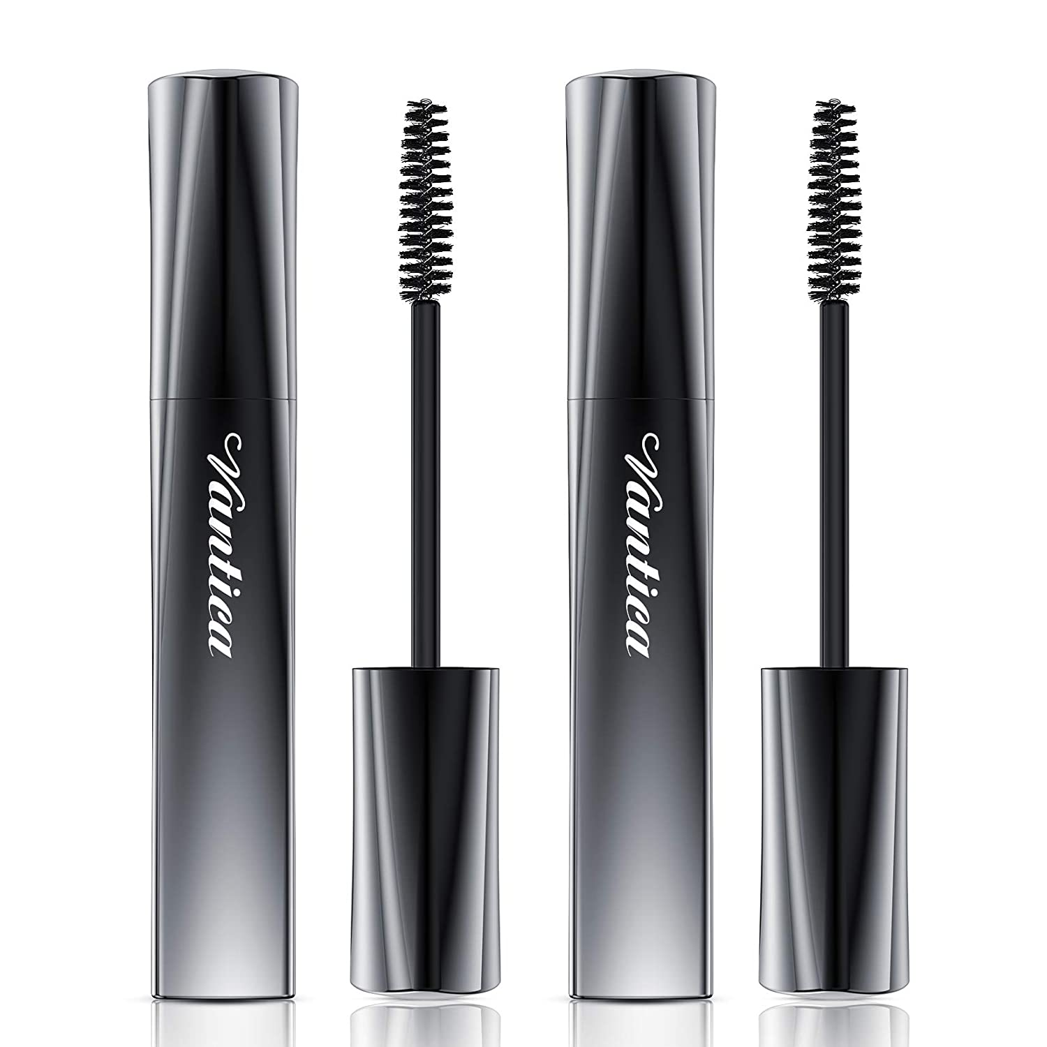 Special price for a limited 2021 spring and summer new time Vantica Mascara Waterproof Makeup 4D Voluminous Fiber Lash Silk