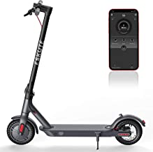 """ESKUTE APP Electric Scooter,Up to 18.6 Miles & 15MPH,8.5"""" Solid Tires,350W Motor Long-Range Battery,Electric Scooter for A..."""