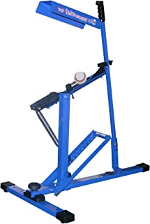 Louisville Slugger UPM 45 Blue Flame Pitching Machine (Renewed)