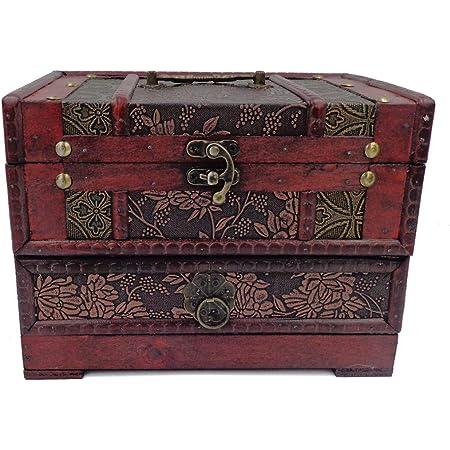 Vintage Keepsake box WOODEN DISPLAY BOX Trinket box Jewellery box Retro