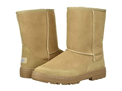 UGG Ultra Short Revival (Sand) Women