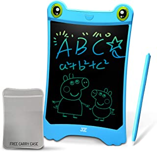 JZ Graphics Drawing Portable Tablet for Kids 8.5 Inch LCD Writing Tablet Doodles Board for Kids With Extra Pen Notepad Dig...