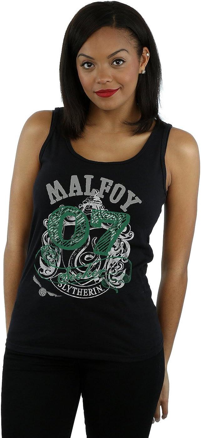 Harry Potter Femme Draco Malfoy Seeker Tank Top