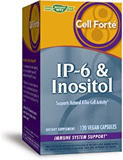 Nature's Way Cell Forté IP-6 & Inositol supports natural killer-cell activity, 120 Capsules
