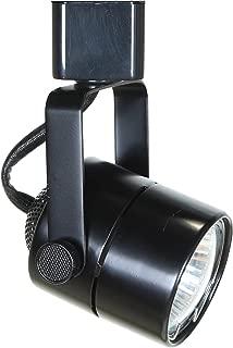 Direct-Lighting 50154 Black GU10 Line Voltage Track Lighting Head - No Bulb
