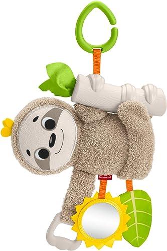 Fisher-Price Slow Much Fun Stroller Sloth 0+ kids