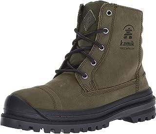 Kamik Men's Grivon Snow Boots Charcoal 13