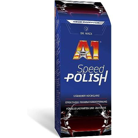 Dr Wack A1 Speed Polish 250 Ml 2615 Auto