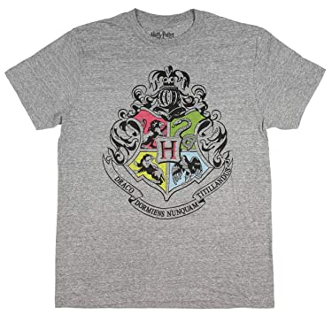 HARRY POTTER Hogwart's Crest Graphic T-Shirt