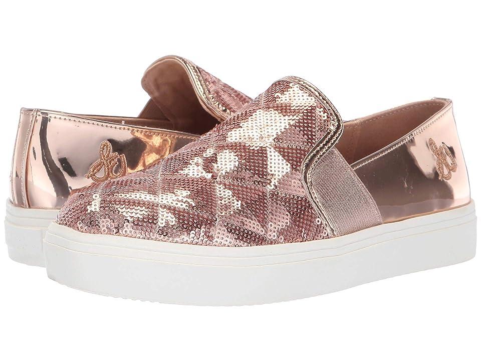 Sam Edelman Kids Sheena Pam (Little Kid/Big Kid) (Rose Gold) Girls Shoes