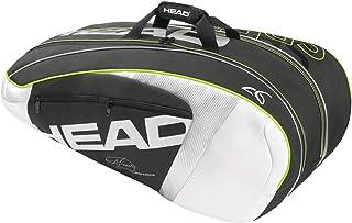 Head Novak Djokovic 9R Supercombi Tennis Racquet Bag for 9 Racquets