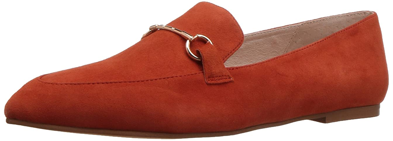 王族禁輸始まり[Chinese Laundry Kristin Cavallari] Womens Cambrie Suede Loafers