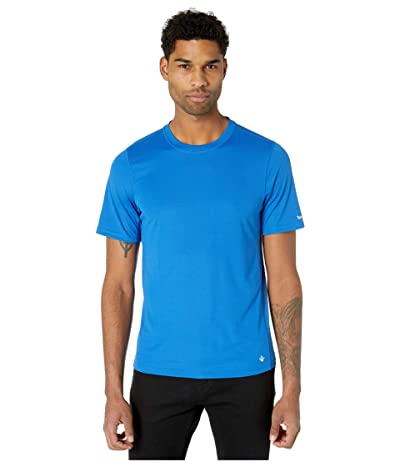 Timberland PRO Wicking Good Short Sleeve T-Shirt (Turkish Sea Blue) Men
