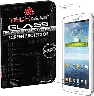 TECHGEAR Vidrio Compatible con Galaxy Tab 3 7.0