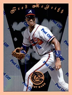 Best fred mcgriff baseball card price Reviews