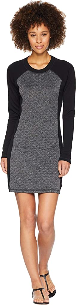 Diamond Peak Quilted Dress