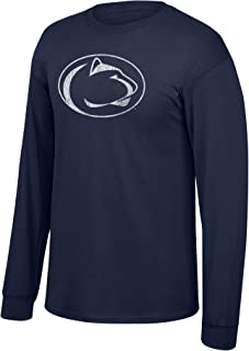 NCAA Long Sleeve T Shirt Team Vintage
