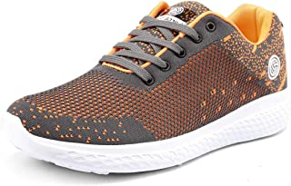 Bacca Bucci® Men's Phantom Running Shoes Lightweight Shockproof Walking Shoes Cushioning Men Sneakers for Gym Sports Casual Athletic Outdoor-Size-UK-6 to 13/Big