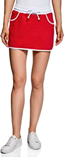 Ultra Women's Jersey Skirt with Elastic Waistband