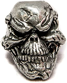 product image for Schmuckatelli Co. Grins Skull Bead