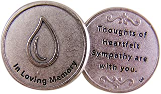memorial coins for loved ones