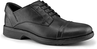 The Belmont Men's Slip-On Leather Dress Shoes, Comfortable Dress Shoes for Men