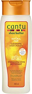 Cantu Shea Butter for Natural Hair Sulfate-Free Cleansing Cream Shampoo, 13.5 Ounce