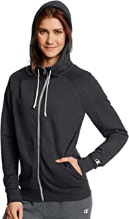 Champion Women's French Terry Full-Zip Jacket