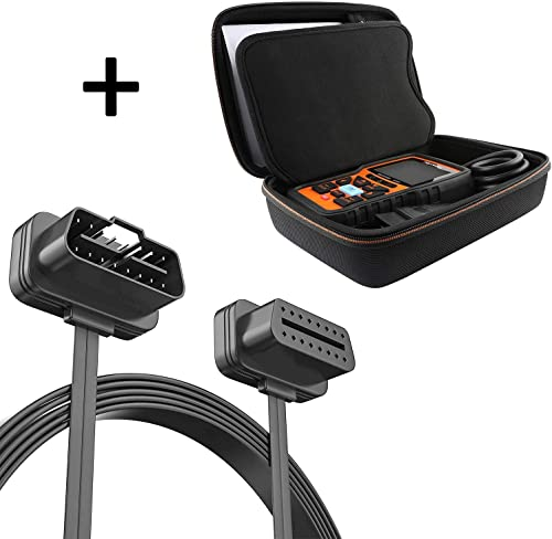 discount FOXWELL online sale NT301 CASE and Foxwell OBD2 Extension outlet sale Cable 16pin online