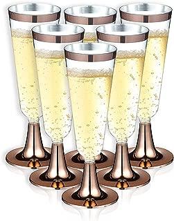 Best bouquet champagne flutes Reviews