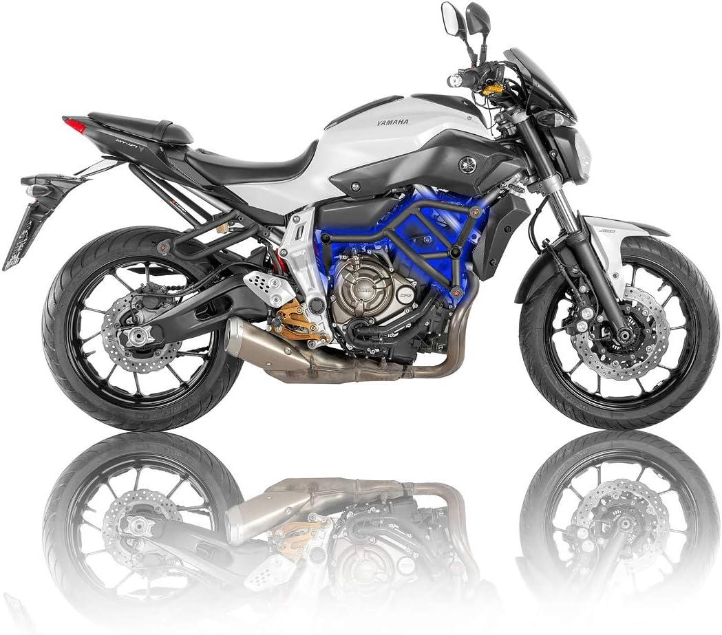 R-Gaza Stunt Crash Super popular specialty store Cage for MT-07 FZ-07 Yamaha XSR700 New sales