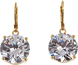 Drop Crystal Earrings