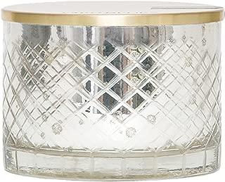 Capri Blue 15 Oz Mercury Bowl with lid -Aloha Orchid