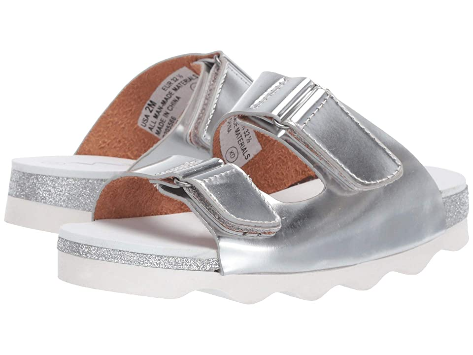 Nina Kids Andrina (Little Kid/Big Kid) (Silver Metallic) Girls Shoes