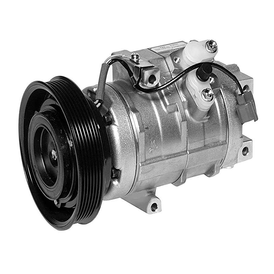 Denso 471-1276 New Compressor with Clutch