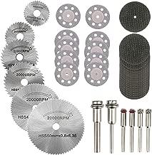 rotary tool blades