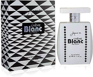 Crème Blanc by Jacques M. for Men - Eau de Toilette, 100ml