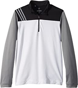 3-Stripe Layering Jacket (Big Kids)