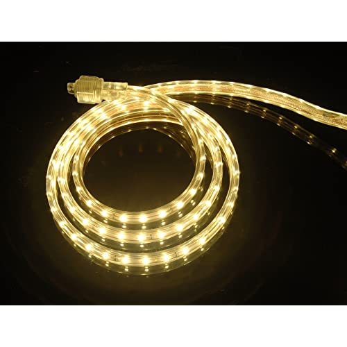 CBConcept UL Listed, 65 Feet, 7200 Lumen, 3000K Warm White, Dimmable,