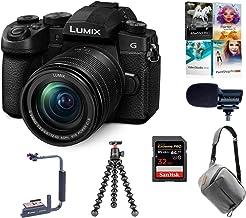 $1199 » Panasonic LUMIX G95 20.3 Megapixel Mirrorless Camera, 12-60mm F3.5-5.6 Lens, Bundle with Peak Design Bag, Marantz Mic, Joby GorillaPod 3K Kit, Flip-Flash Bracket, 32GB SD Card, Corel PC Software Kit