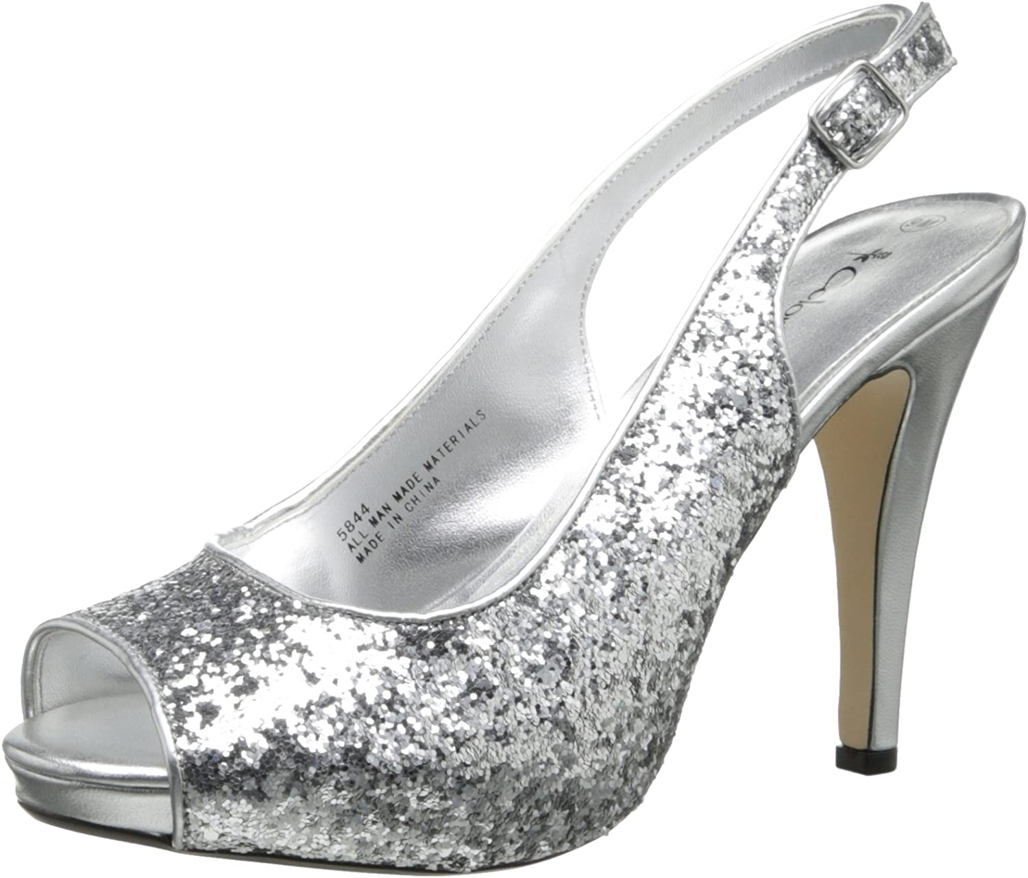 coloriffics Women's Gala Pump gold