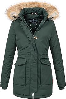 54145684e65a6d Navahoo B612 – Parka invernale da donna, cappotto caldo e foderato, con  cappuccio